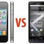 iPhone 4 vs Droid X